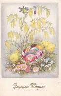 JOYEUSES PAQUES(dil394) - Pascua
