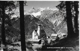 AK 0003  Bartholomäberg - Photo Wolf Um 1958 - Schruns