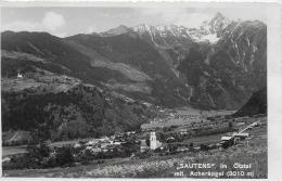 AK 0003  Sautens Im Oetztal Mit Acherkogel Um 1957 - Oetz