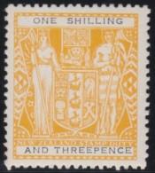 NZ    .     SG   .     F  217        .        *     .         Mint-hinged    .   /   .    Ongebruikt - Post-fiscaal