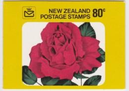 NZ    .     SG   .   Booklet      .        **    .         MNH      .   /   .    Postfris - Boekjes