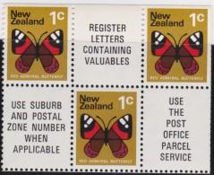 NZ    .     SG   .   3 Stamps       .        **    .         MNH      .   /   .    Postfris - Nieuw-Zeeland