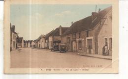 4. Cheu, Rue De Ligny Le Chatel - Altri Comuni
