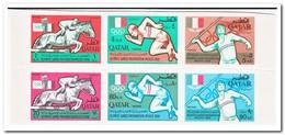 Qatar 1966, Postfris MNH, Olympic Games 1968 - Qatar