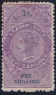 NZ    .     YVERT    .  Taxe     4     (  2 Scans )     .        O  .         Cancelled      .   /   .      Gebruikt - Post-fiscaal