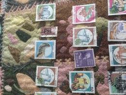 USA PRESIDENTI VIOLA - Stamps