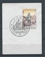 België  O.B.C.   1367    (O)     Dag Van De Postzegel    1ste Dagstempel  Namur - Usados