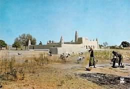 Afrique-BURKINA FASO OUAHABOU  Province De Mouhoun Architecture Dépouillée De La Mosquée*PRIX FIXE - Burkina Faso