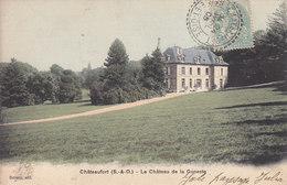 78. Yvelines : Chateaufort : Le Chateau De La Geneste . - Autres Communes