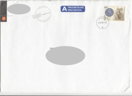 14? Auf NORWEGEN Brief 1999, Großes Kuvert - Norwegen