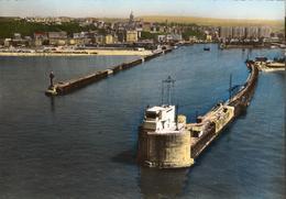 62 - BOULOGNE SUR MER - LES JETÉES - Boulogne Sur Mer