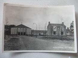 M53 Ansichtkaart Aalden-Zweelo - Gereformeerde Kerk 1957 - Pays-Bas