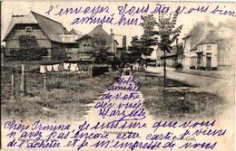 1 Oude Postkaart  MORTSEL   Oude God  Molengehucht  1905  Uitg. Bongartz - Mortsel