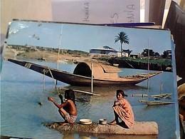INDIA GOLFO DEL BENGALA BAMBINI PESCATORI N1975  GU3002 - India