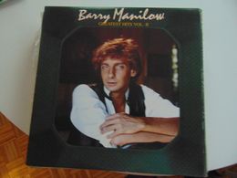 Barry Manilow Greatest Hits Vol. II - Compilations