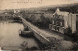 BELGIQUE - LIEGE - SPA - Le Lac De Warfaz Et La Route De Tiège. - Spa