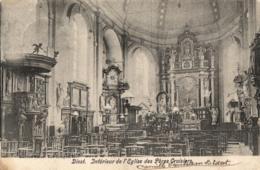 BELGIQUE - BRABANT FLAMAND - DIEST - Intérieur De L'Eglise Des Pères Croisiers. - Diest