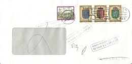 Österreich 1992 Wien >> Menton F / Retour - 1945-.... 2ème République