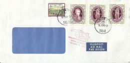 Österreich 1992 Wien >> Pasadena TX USA / Retour - 1945-.... 2ème République