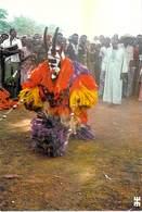 Afrique-BURKINA FASO -  LENA Près De Bobo-Dioulasso Province De Houet La Danse (dance)*PRIX FIXE - Burkina Faso