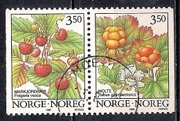 Norway 1996 - Wood Berries - Norway