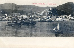 Sanremo - Panorama - San Remo
