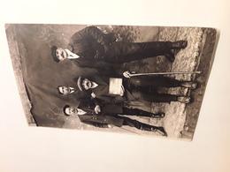 FOTOKAART BORCHTLOMBEEK BORGT -LOMBEEK GEURE 1914 1918 - Roosdaal