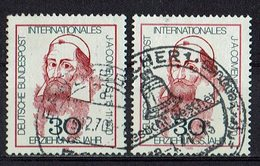 BRD 1970 // Mi. 656 O 2x (026..423) - BRD