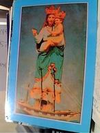 INDIA - Bandel Basilica - West Bengal - Our Lady Of Bandel - Don Luigi Gobetti - Madonna V2001  GU3008 - India