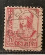 ESPAGNE     N°   583  OBLITERE - 1931-50 Usati