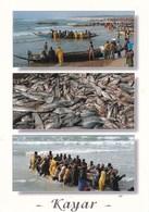 SENEGAL LES PECHEURS DE KAYAR (dil394) - Senegal