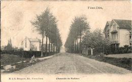 1 Oude Postkaart  MORTSEL   Oude God Mechelse Steenweg   Uitg.  Bongartz   1905 - Mortsel
