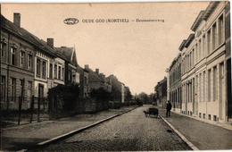 1 Oude Postkaart  MORTSEL   Oude God     Deurnesteenweg   Uitg.Theys De Saeger - Mortsel