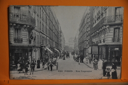 Paris - Rue Legendre - Arrondissement: 17