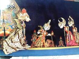 INDONESIA West Java Puppet Show WAJANG GOLEK MARIONETTE TEATRO S1968  GU3016 - Indonesia