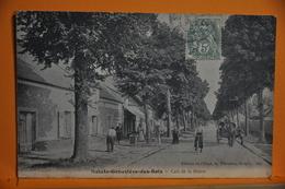 Ste Geneviève Des Bois - Café De La Mairie - Sainte Genevieve Des Bois