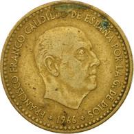 Monnaie, Espagne, Francisco Franco, Caudillo, Peseta, 1969, TB+ - [ 5] 1949-… : Royaume
