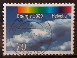 SUIZA 1997 Energie 2000 - The Four Elements. USADO - USED. - Suiza