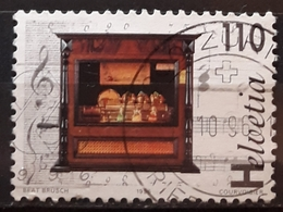 SUIZA 1996 Music Boxes. USADO - USED. - Suiza