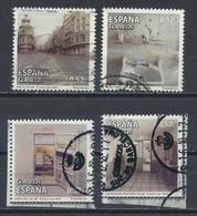 °°° SPAGNA SPAIN - YT N°4474/77 MI N°4769/72 - 2013 °°° - 2011-... Usati