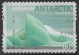 Australian Antarctic Territory 2011 Icebergs 60c Type 1 Good/fine Used [38/31184/ND] - Australian Antarctic Territory (AAT)