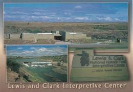 Montana Great Falls Lewis & Clark Interpretive Center - Great Falls