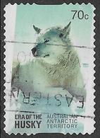 Australian Antarctic Territory 2014 Era Of The Husky 70c Type 1 Self Adhesive Good/fine Used [38/31188/ND] - Australian Antarctic Territory (AAT)