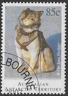 Australian Antarctic Territory SG106 1994 Departure Of Huskies From Antarctica 85c Good/fine Used [38/31190/6D] - Australian Antarctic Territory (AAT)