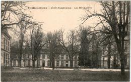 5KN 549 CPA - FONTAINEBLEAU - ECOLE D' APPLICATION - Fontainebleau