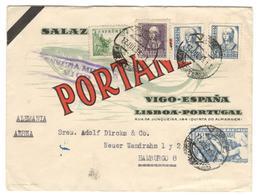 5930 - Illustrée Avec  Poisson - 1931-Aujourd'hui: II. République - ....Juan Carlos I
