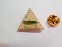 Beau Pin's , Tennis De Table , Club De Ping Pong , Les Pongistes Neslois , Nesle , Somme - Tenis De Mesa