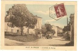 St VAIZE - L Entree Du Bourg   159 - France