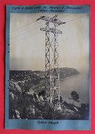 06 Ligne électrique De Menton à Beausoleil (Monaco) Pylône Photos 1934-36 & Breil édit Entreprise Industrielle Paris - Plaatsen
