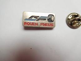 Beau Pin's , Auto , Pneu , Tyres , Rouen Pneus - Badges